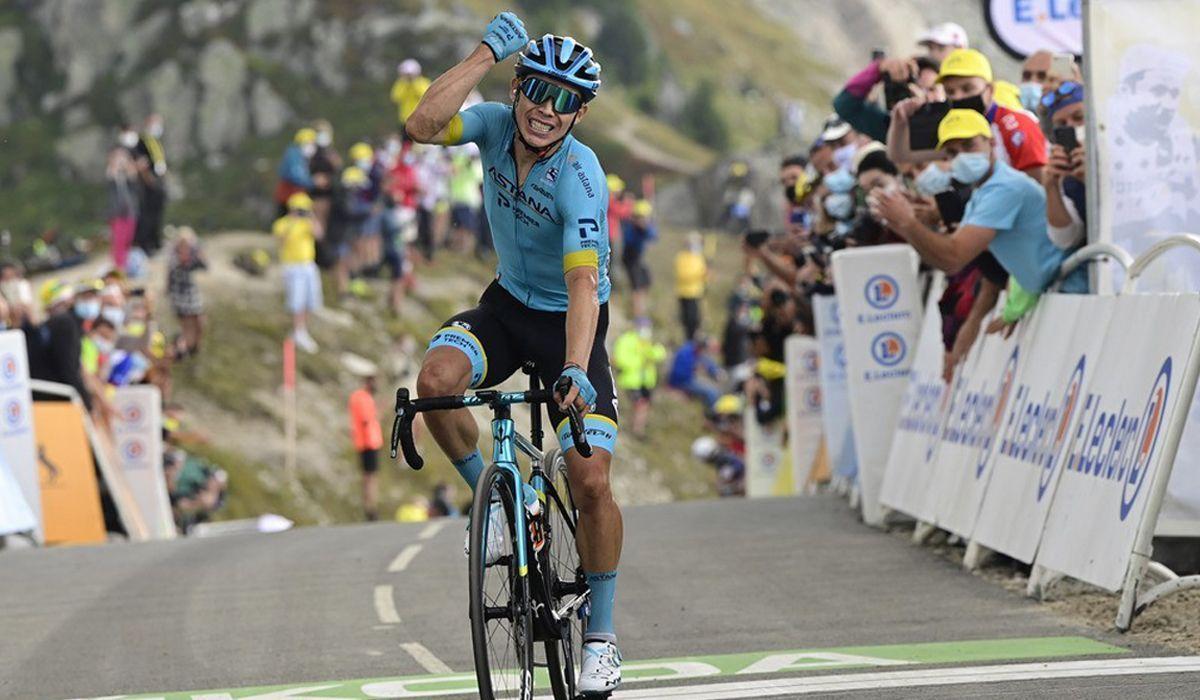 Miguel Ángel López vai deixar a Astana no final da temporada