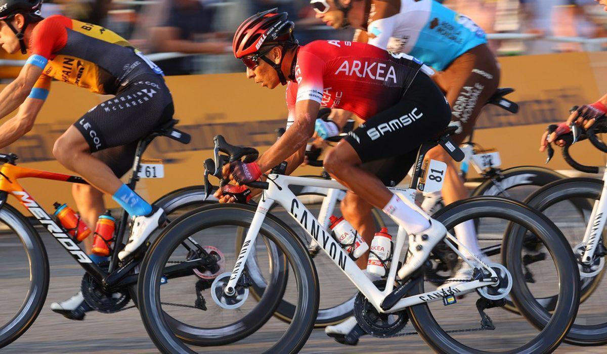 Polícia francesa esteve no quarto de Nairo Quintana durante o Tour