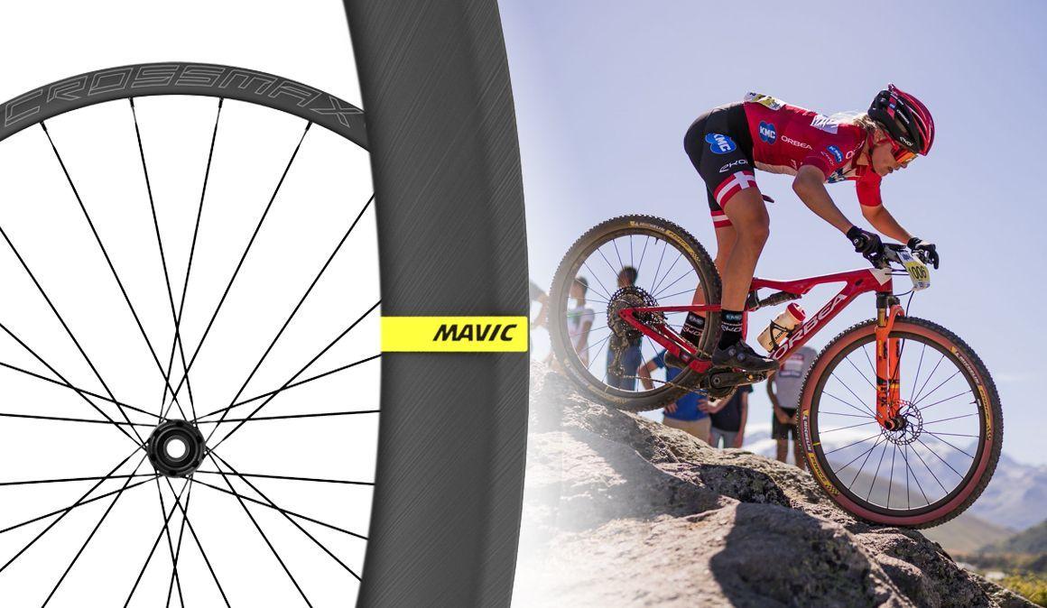 Mavic Crossmax: 1.340 g de peso