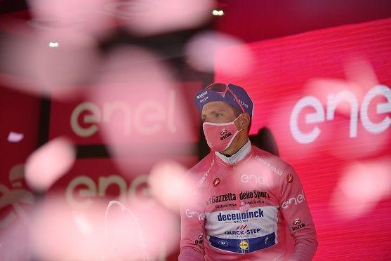 Volta a Itália: João Almeida faz segundo na 13ª etapa e bonifica