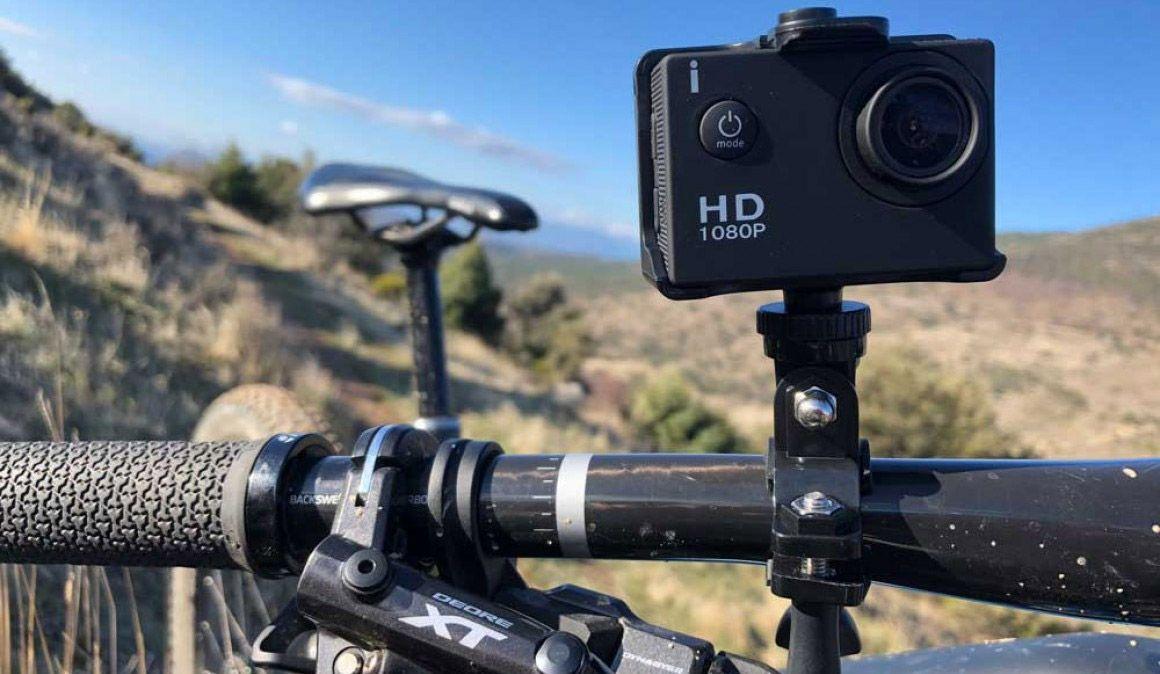 Testámos a câmera de ação submergível de 46€!