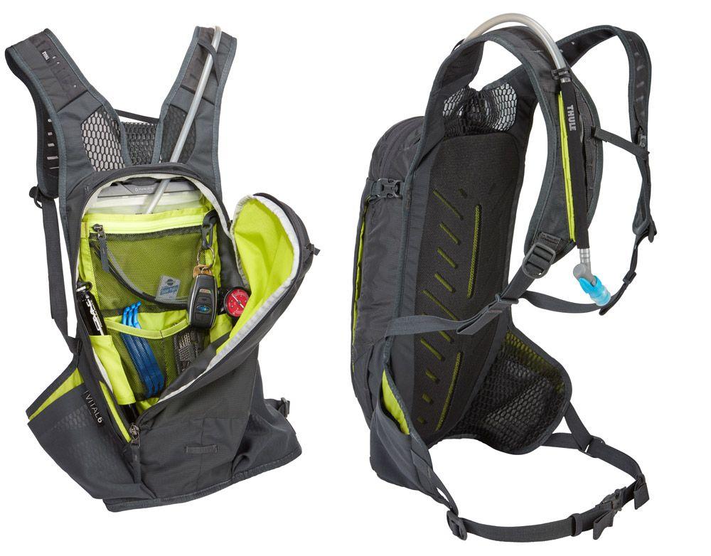 Thule apresenta as suas primeiras mochilas de hidratação, com sistema mãos livres