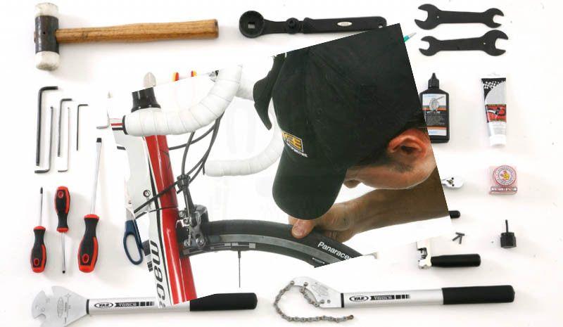 Ferramentas imprescindíveis para a manutenção da tua bicicleta