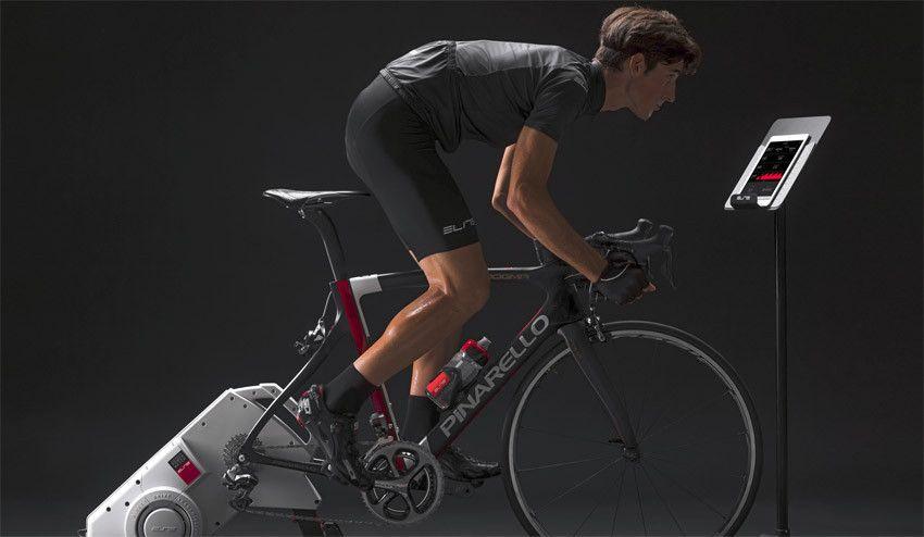 3 formas de perder peso na bicicleta estática ou rolo