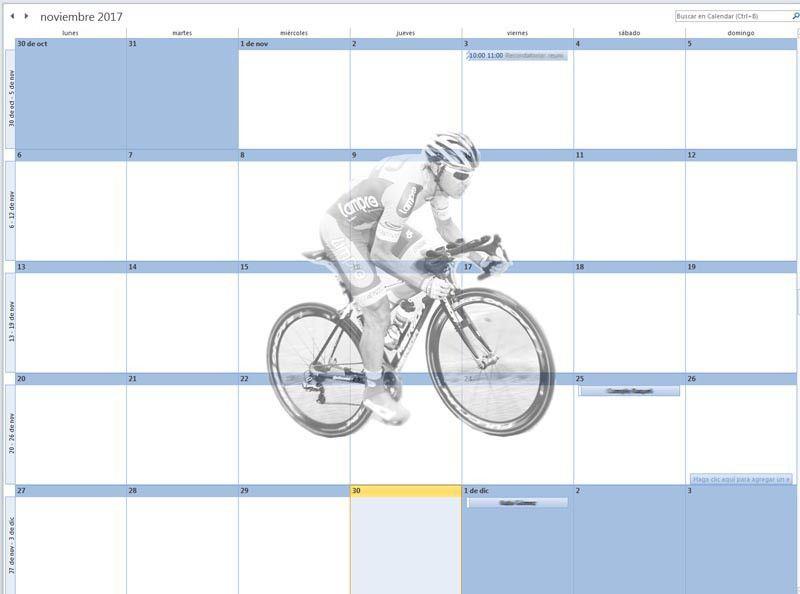 Diário de um ciclista