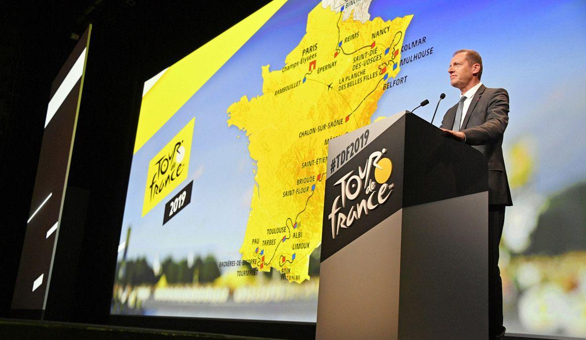Tour de 2021 vai partir de Copenhaga e terá três etapas na Dinamarca