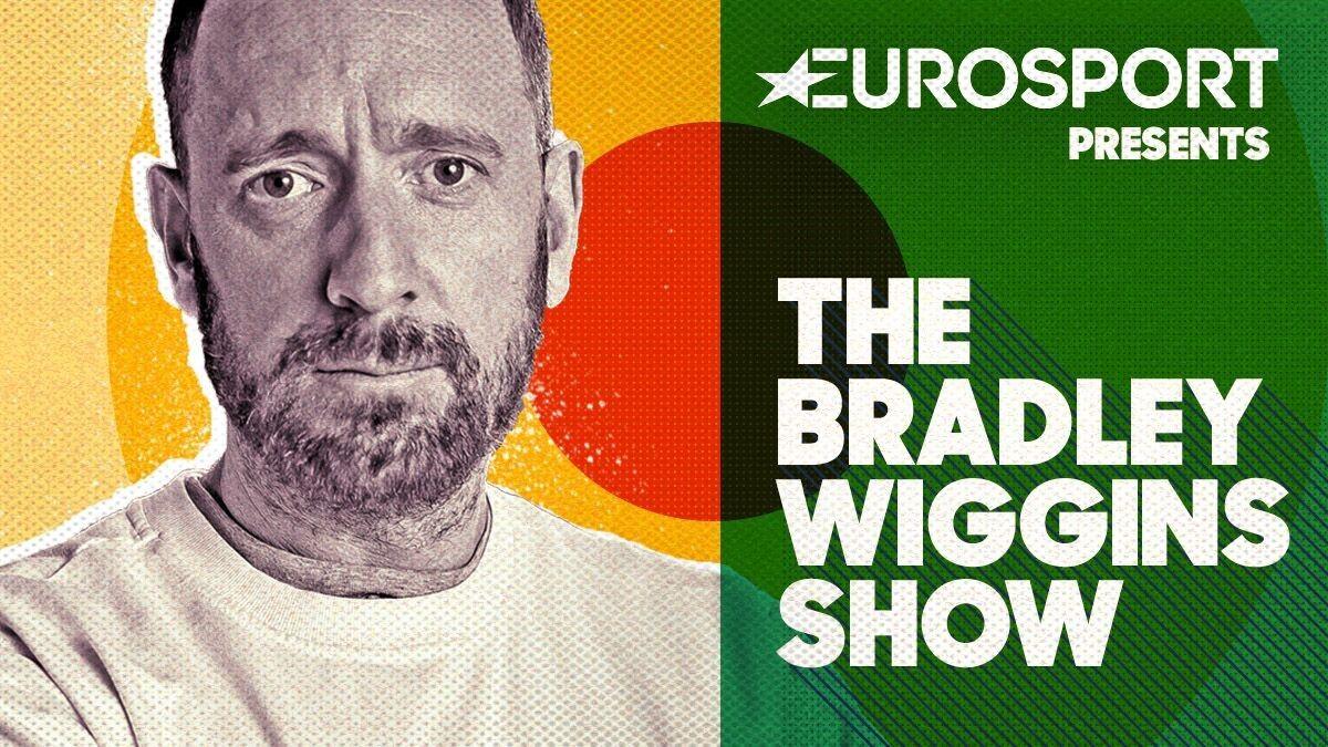 Bradley Wiggins regressa aos microfones do Eurosport