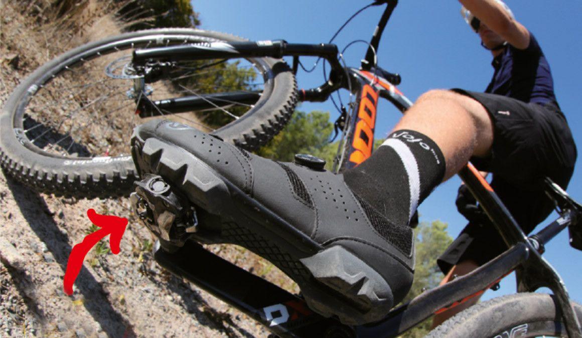 3 pormenores que tens de rever se os teus sapatos saem dos pedais