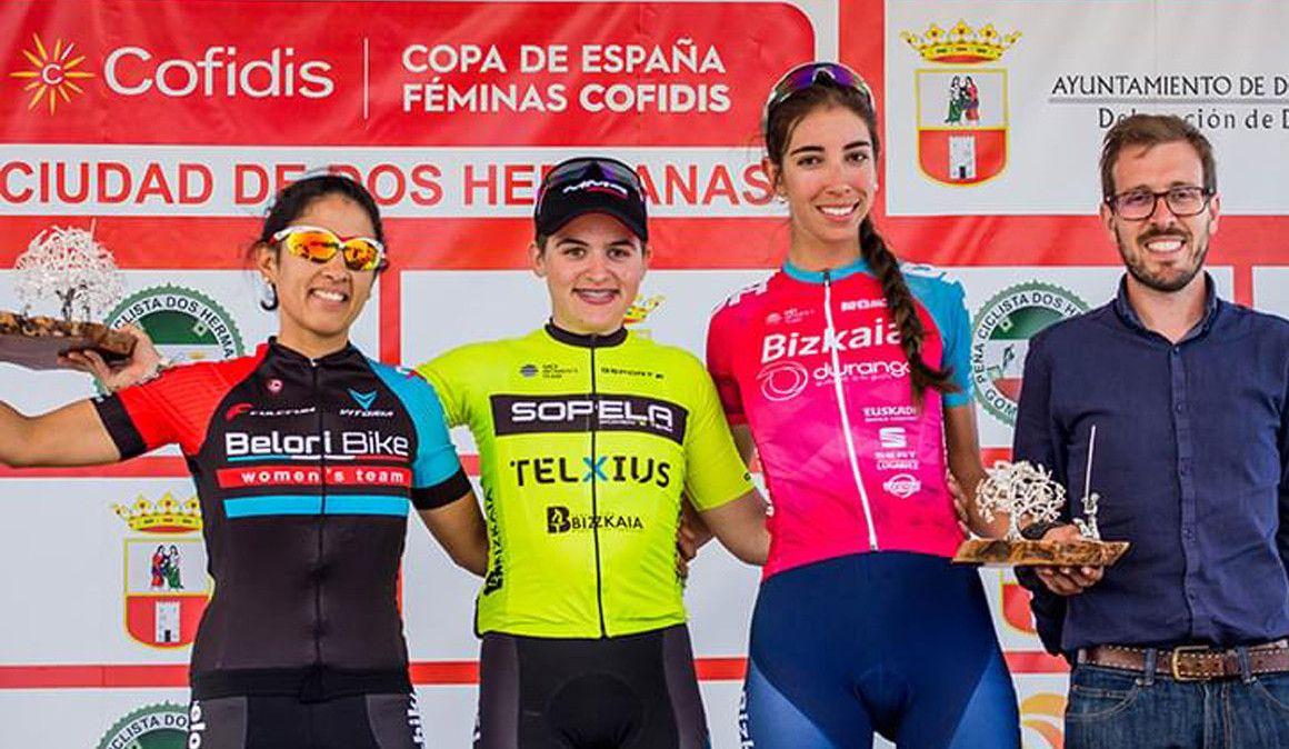 Segunda vitória de Maria Martins na Taça de Espanha feminina
