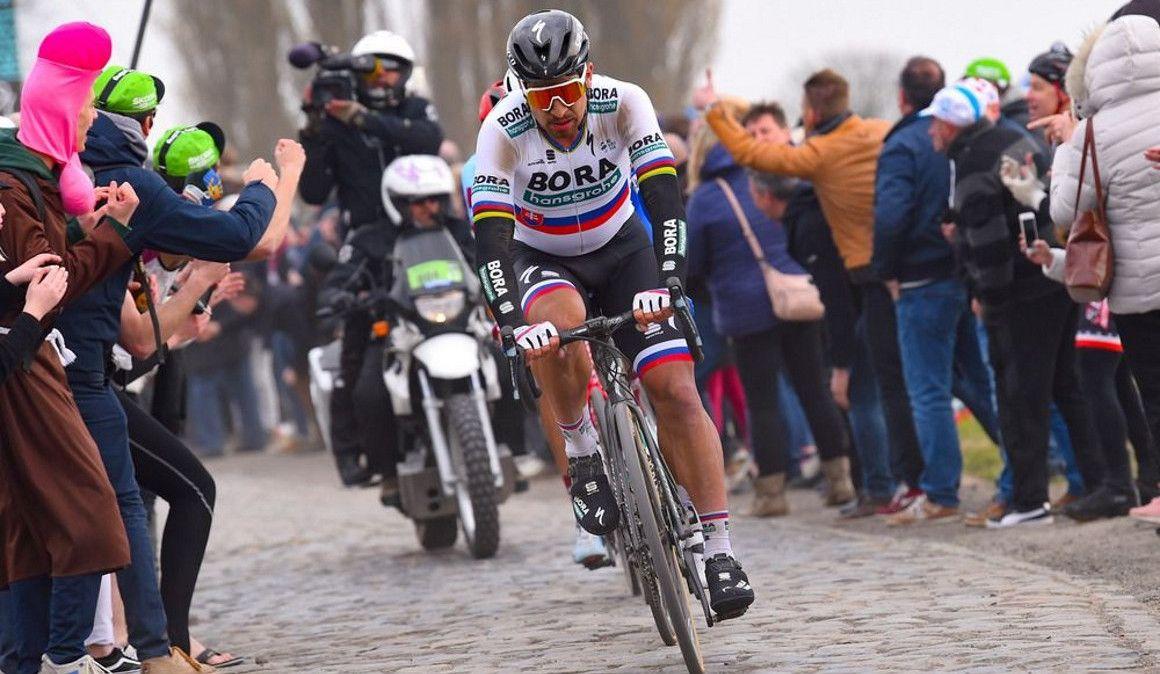 Sagan decide parar e não participará na Liege-Bastogne-Liege