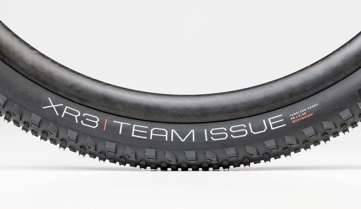XR3 Team Issue, o novo pneu de XC da Bontrager