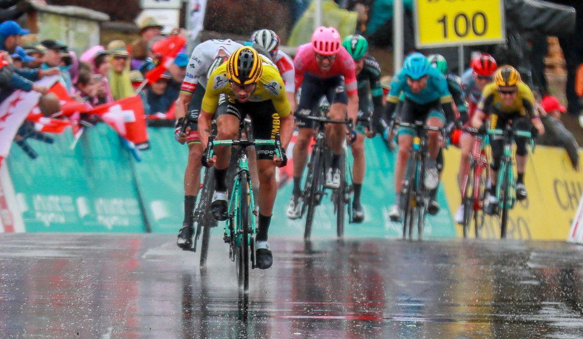 Tour de Romandía: Rui Costa foi segundo na etapa rainha