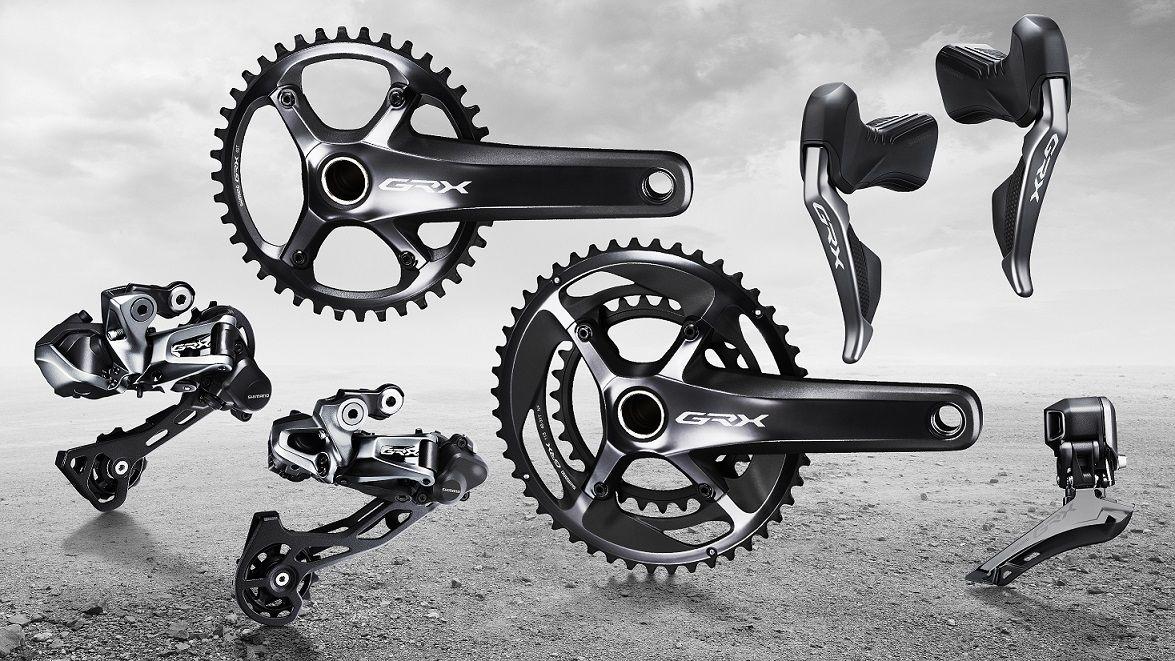 Shimano lança o primeiro grupo dedicado a bicicletas de gravel: o GRX