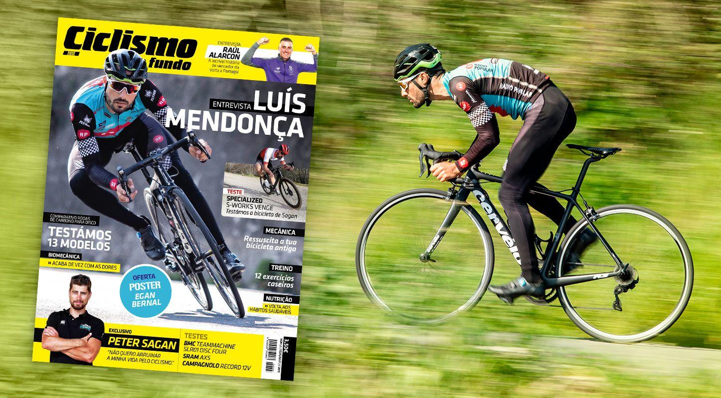 Edição nº3 da revista Ciclismo a fundo já nas bancas