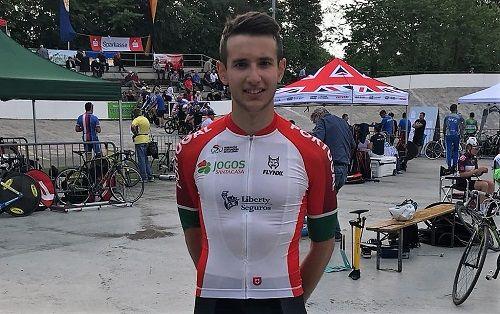 Miguel do Rego sétimo na corrida por pontos do Europeu
