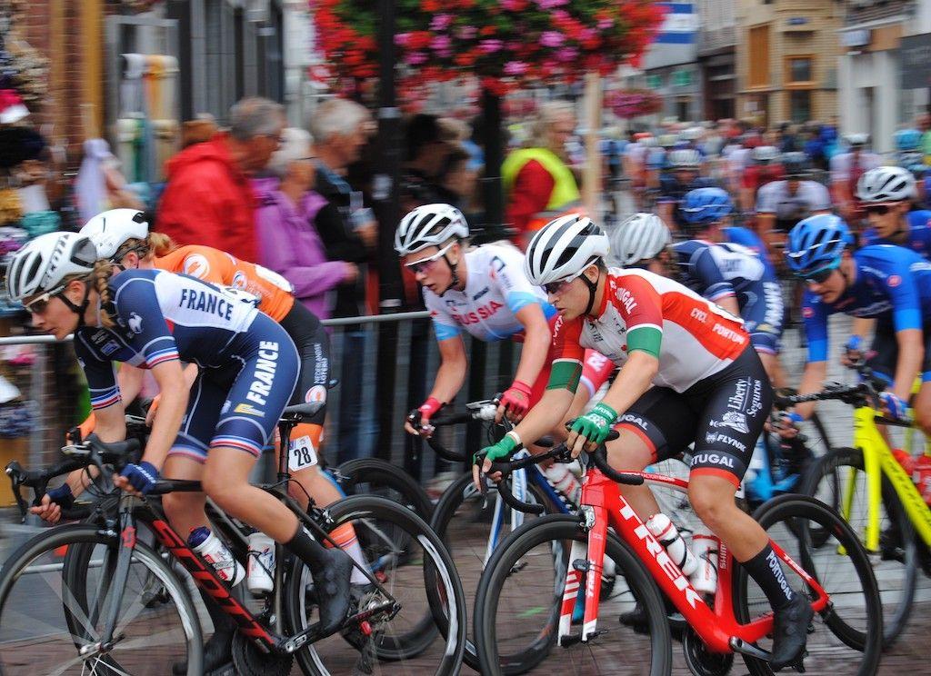 Maria Martins 4.ª classificada no Europeu de Alkmaar