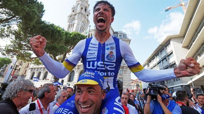 João Rodrigues é o grande vencedor da Volta