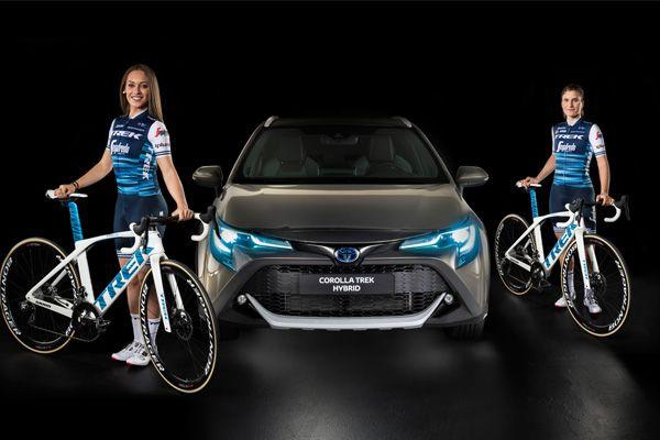 Trek e Toyota fazem parceria arrojada