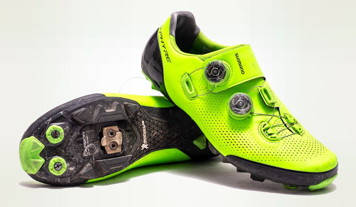 Teste: sapatos Shimano XC9 S-Phyre SH-XC901