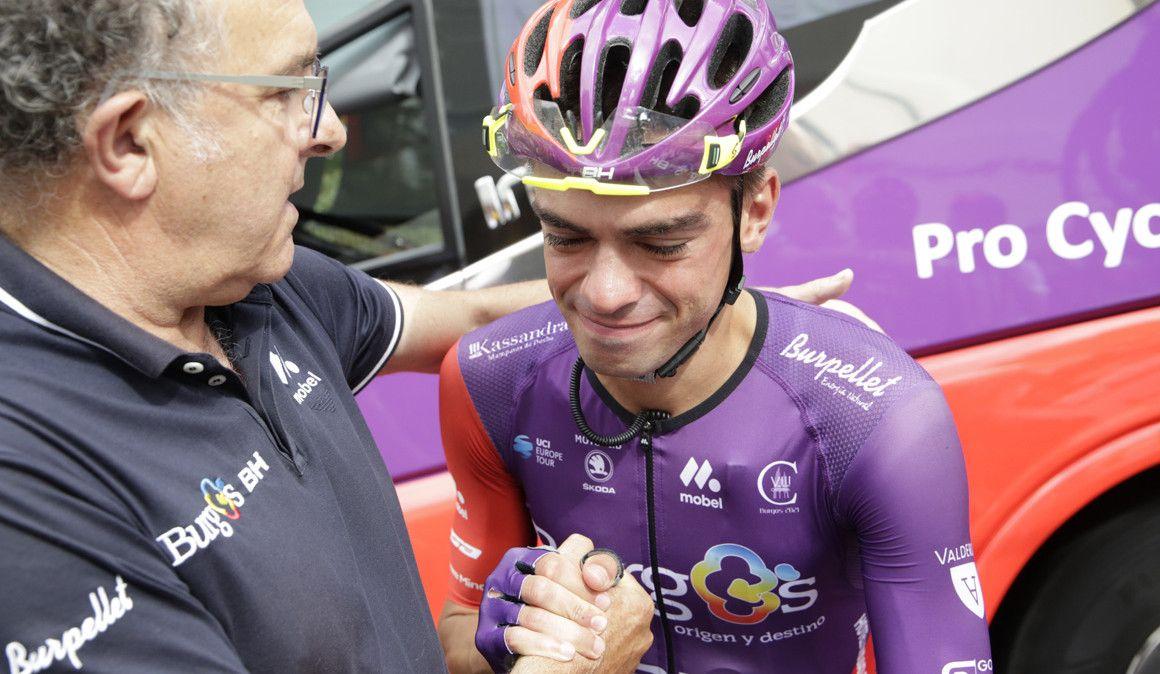 Nuno Bico retira-se do ciclismo por recomendação médica