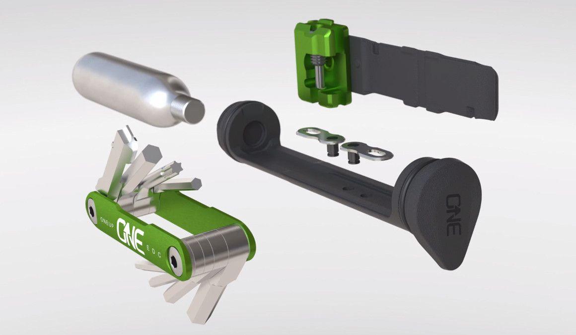 EDC Tool System, o novo kit de multiferramentas que se pode esconder no quadro
