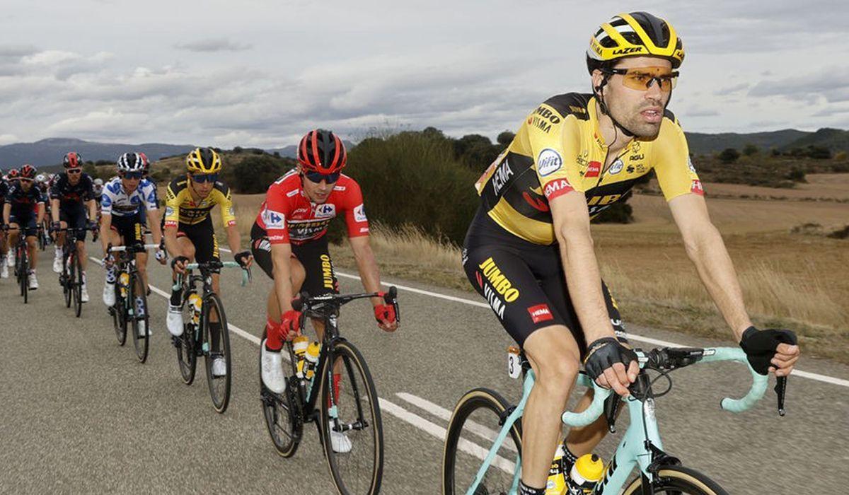 Tom Dumoulin abandona a Volta a Espanha