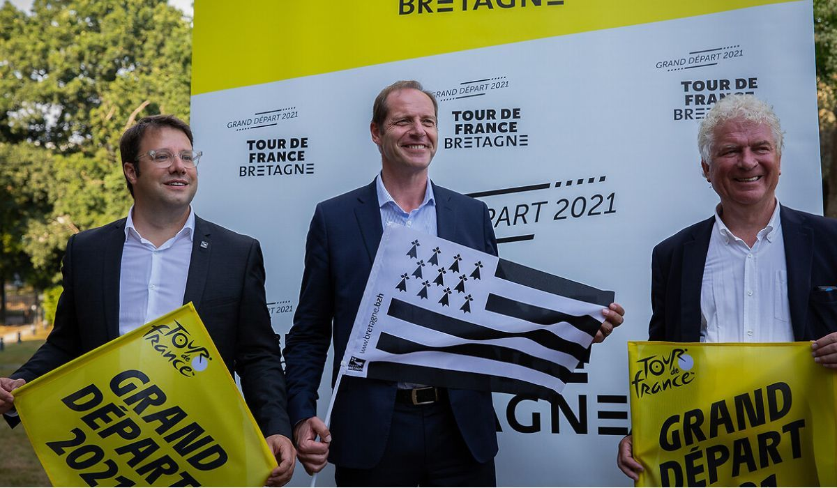 Volta a França adia apresentação do percurso de 2021 devido à pandemia