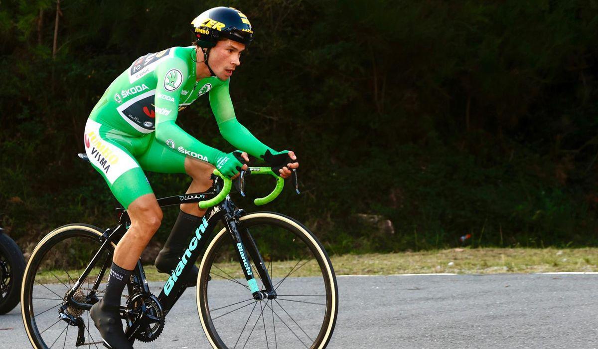 Volta a Espanha: Roglic ganha o contrarrelógio, e Nelson Oliveira foi 3º