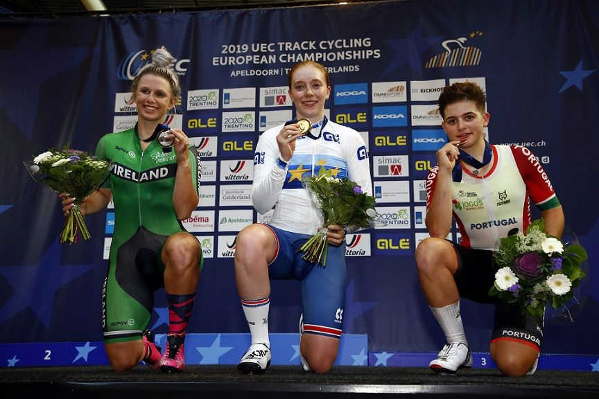 Portugal com quatro ciclistas no Europeu de Pista