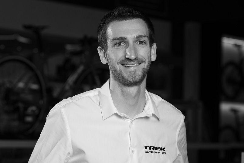 Pierre-Adrien Mirande é o Sales Manager da Trek South West Europe