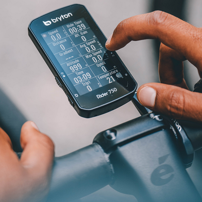 Novo GPS Bryton Rider 750