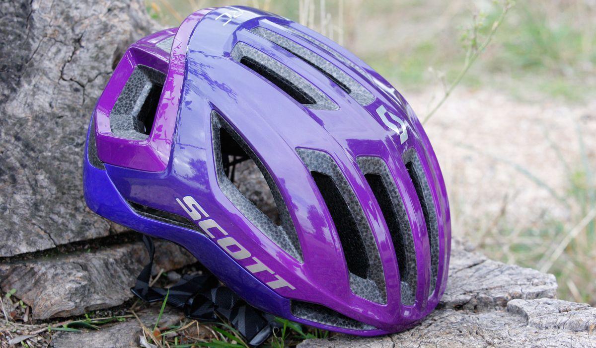 Teste capacete Scott Centric Plus Supersonic