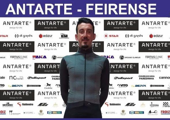 Vicente Garcia de Mateos confirmado na Antarte-Feirense