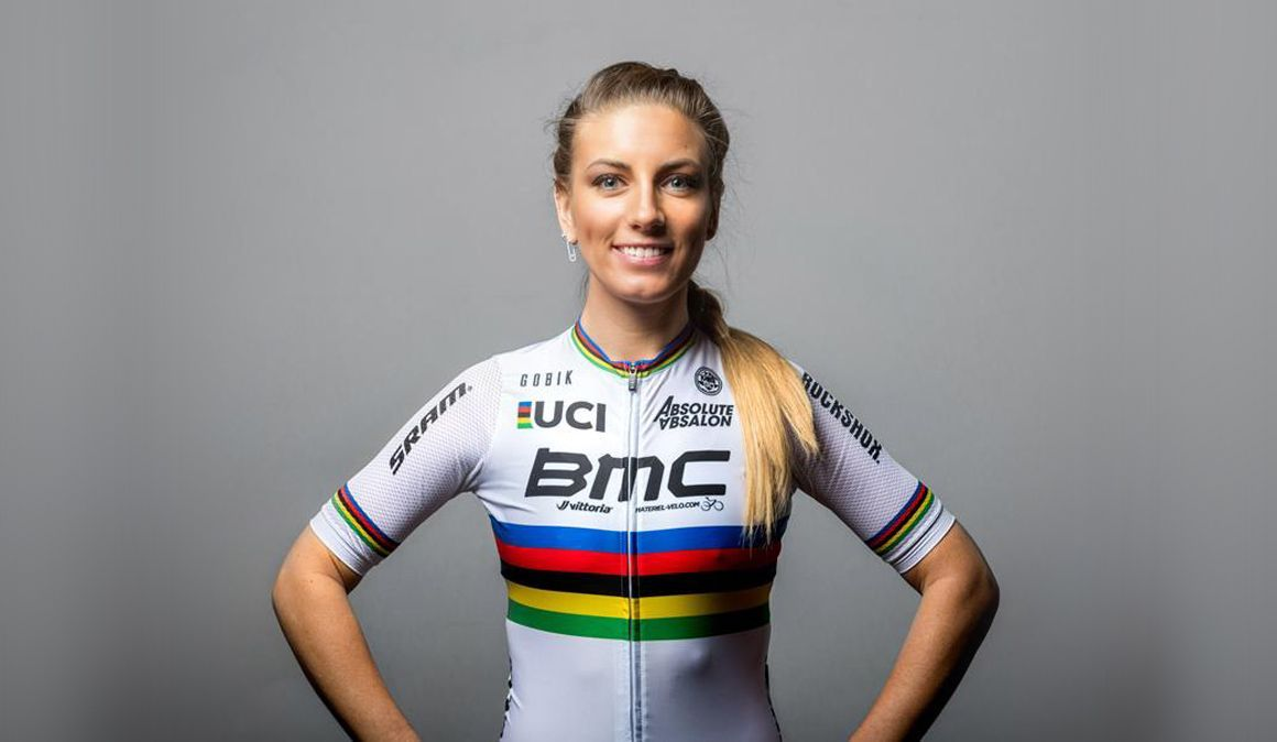 Pauline Ferrand-Prevot assinou contrato com a Absolute Absalon-BMC