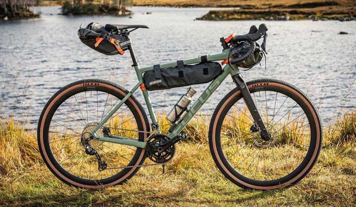 Focus apresenta a Atlas, a sua primeira bicicleta de gravel