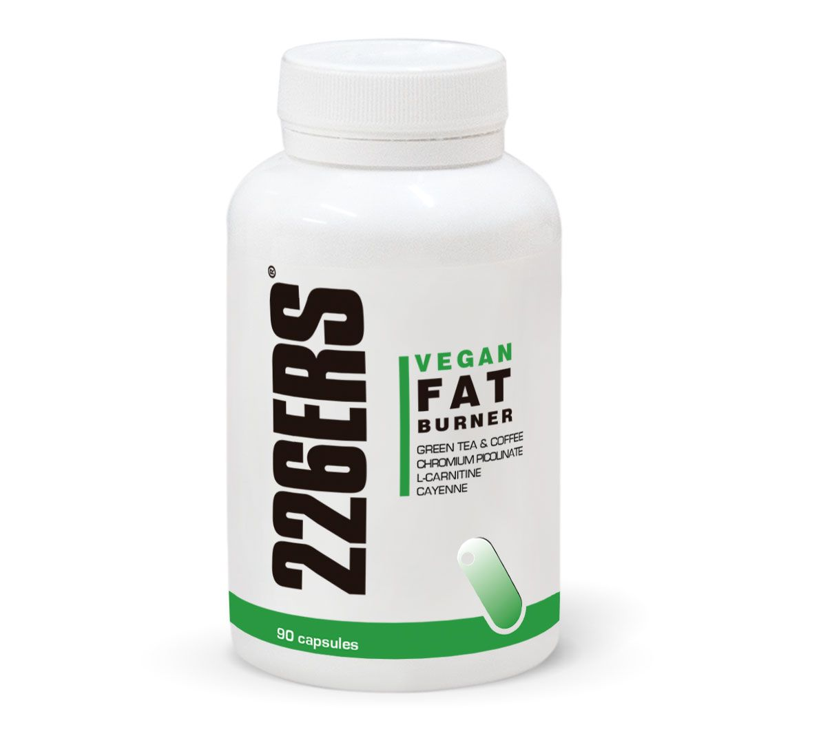 226ERS Vegan Fat Burner e Vegan Vitamin