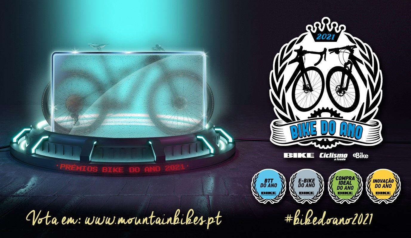 Qual é a tua Bicicleta de BTT preferida? Vota já e poderás ganhar um prémio