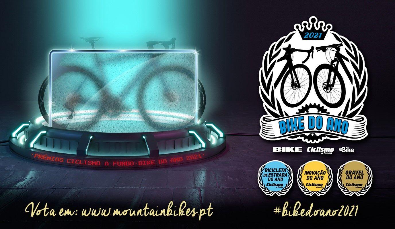 Vota na Bicicleta de Estrada do Ano 2021