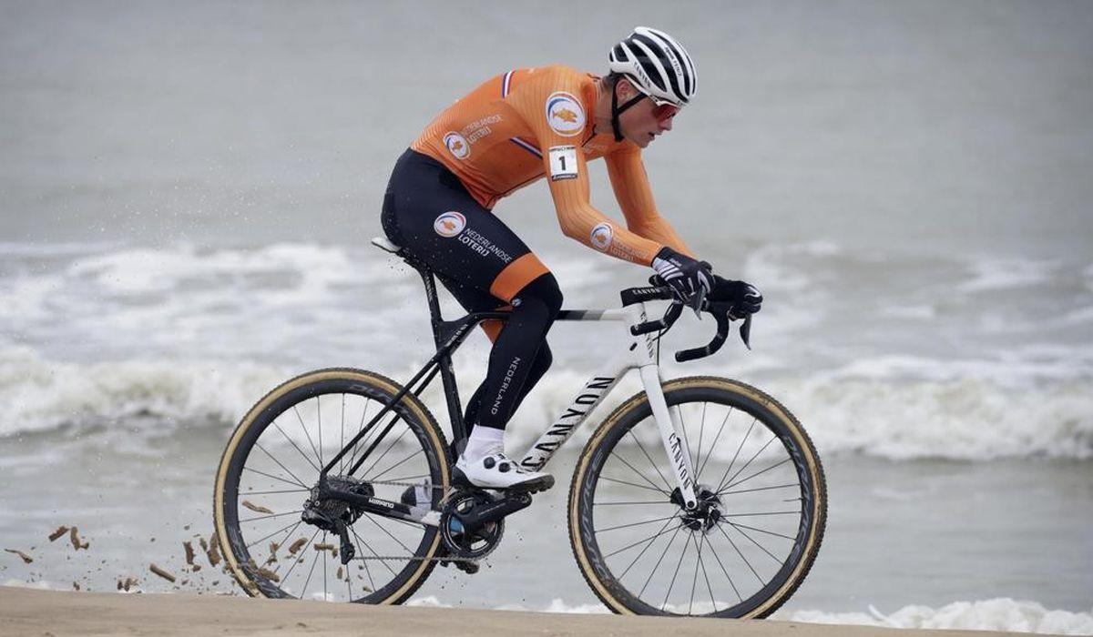 Van der Poel estará no Tour, mas com os olhos postos nos Jogos Olímpicos