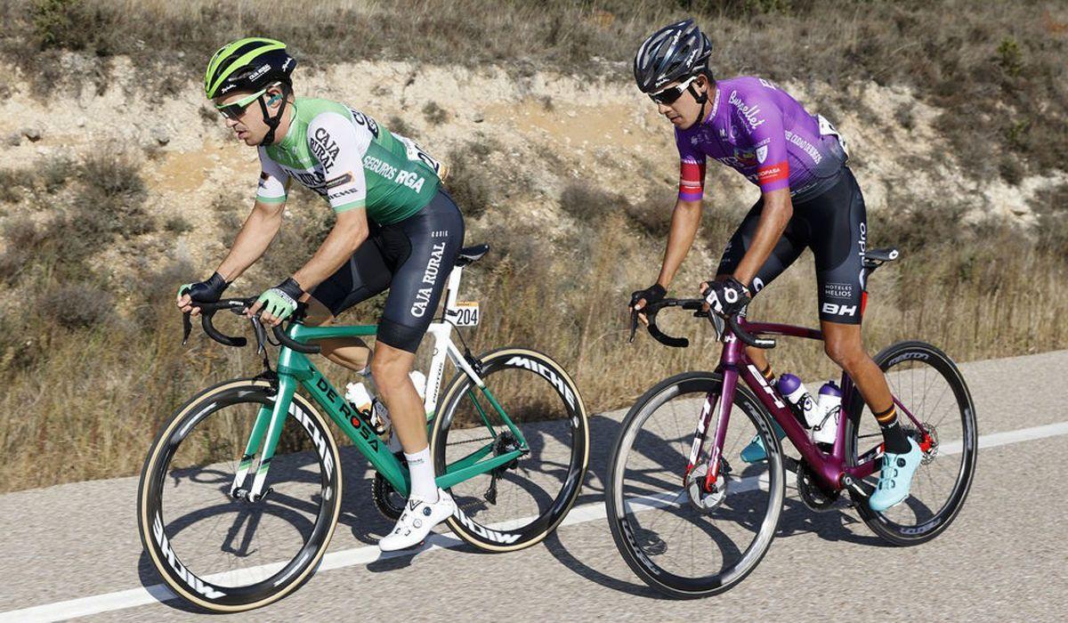 Volta a Espanha convida Burgos-BH, Caja Rural-Seguros RGA e Euskaltel-Euskadi